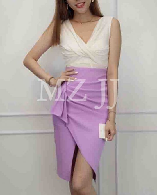SK11486PU Skirt