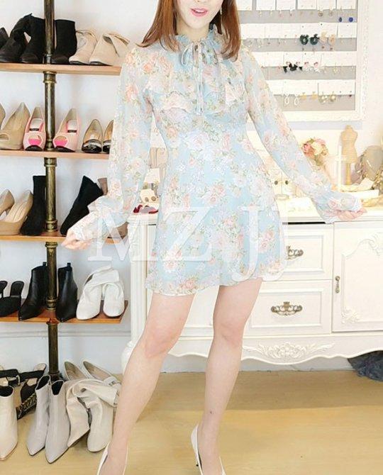 OP14164BU Dress