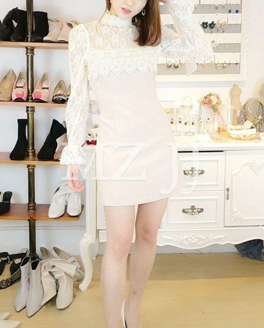 OP14165BE Dress