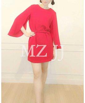 OP14187RD Dress