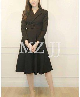 OP14190BK Dress
