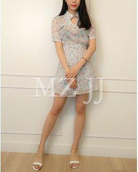 OP14232BU Dress
