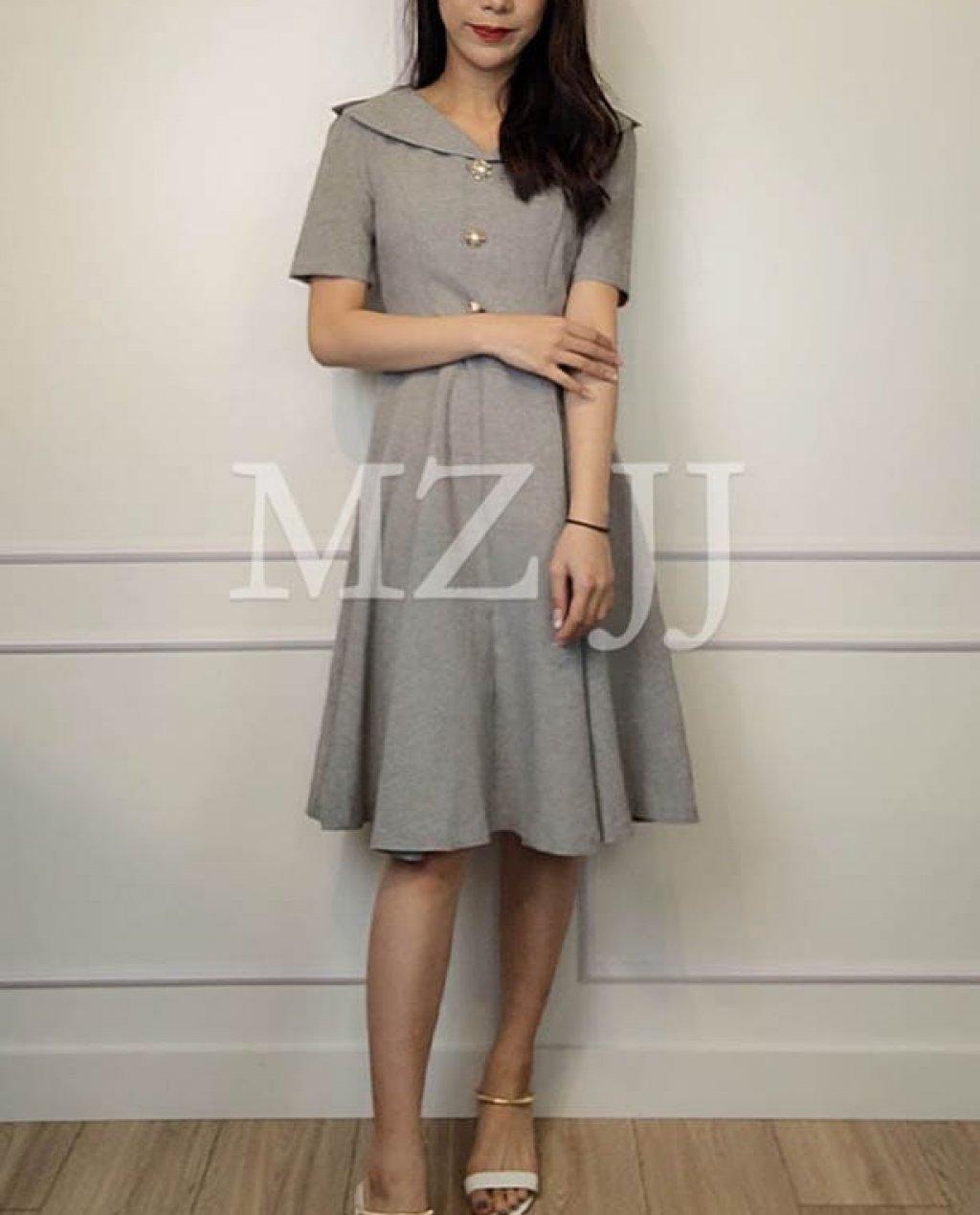 OP14248LGY Dress