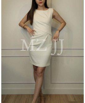 OP14249WH Dress