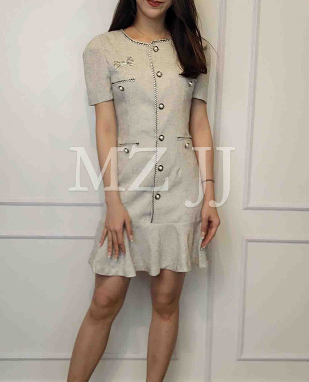 OP14270WH Dress