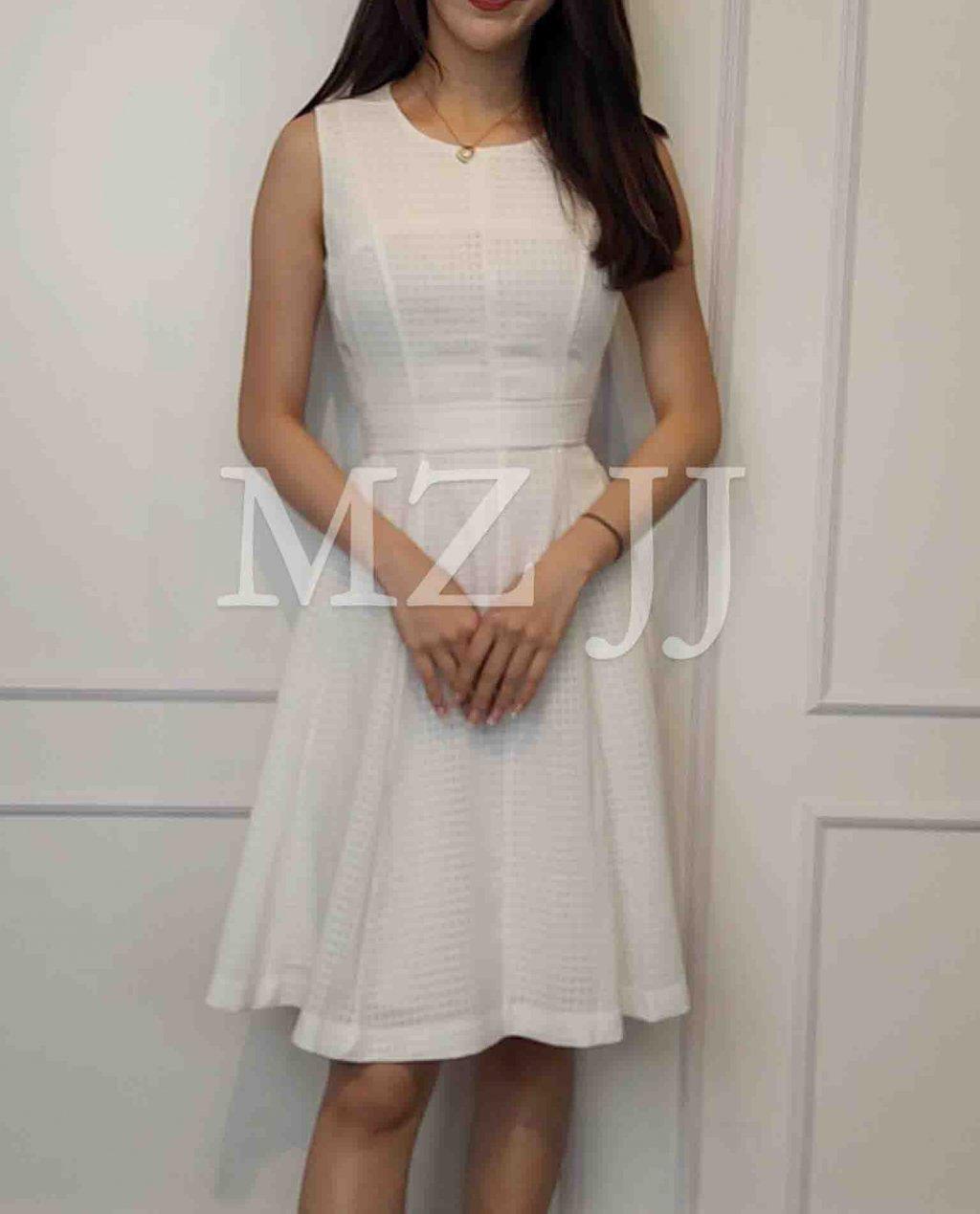 OP14272WH Dress