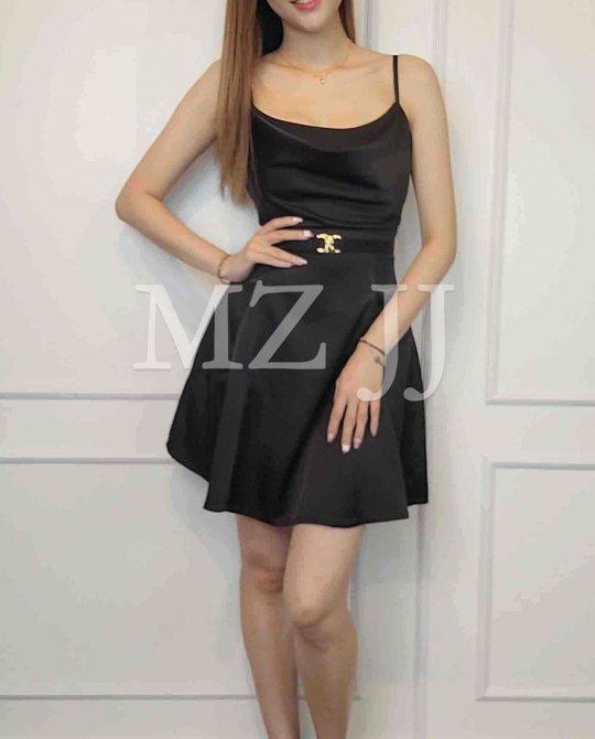 OP14292BK Dress