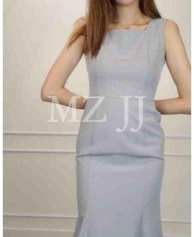 OP14340LGY Dress
