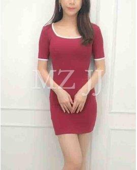 OP14353WI Dress