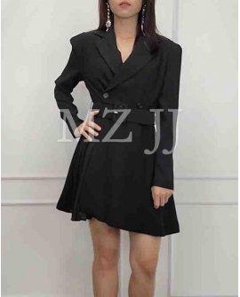OP14361BK Dress