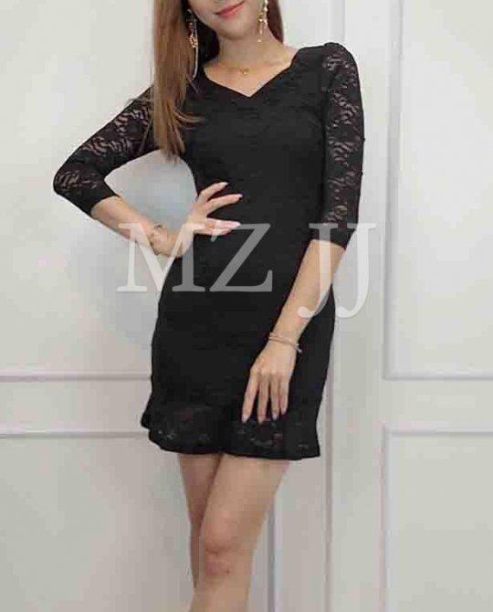 OP14365BK Dress