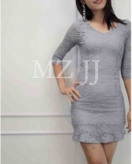 OP14365BU Dress