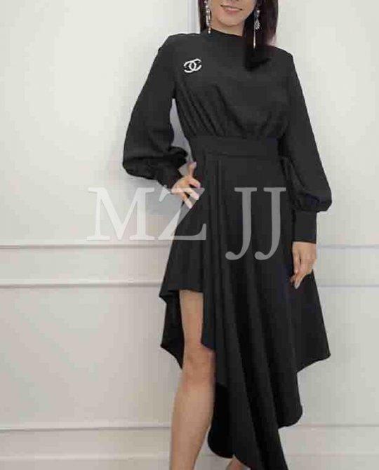 OP14366BK Dress