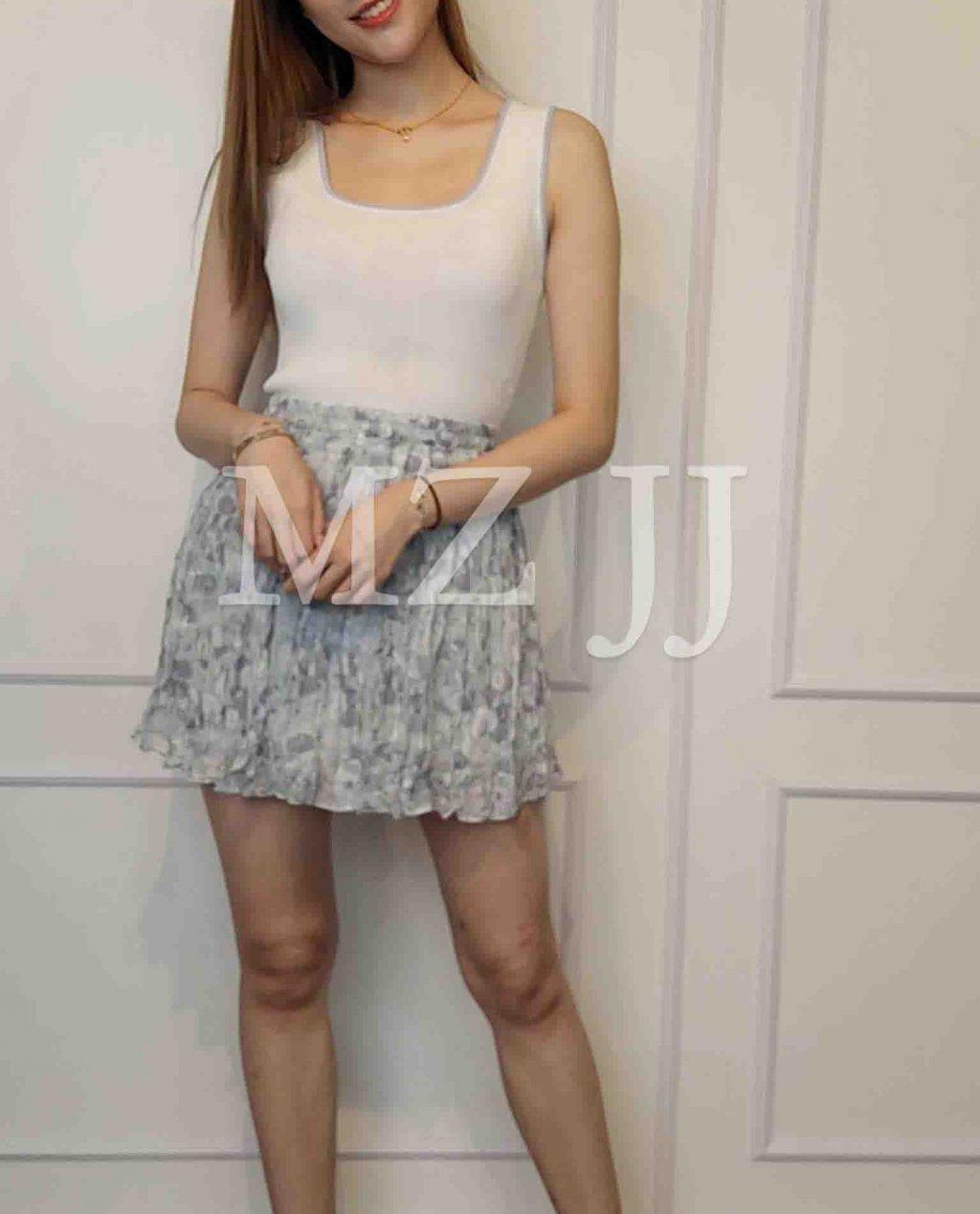 SK11446BU Skirt